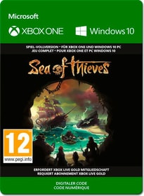Xbox One - Sea of Thieves (DE/FR) Download (ESD) 785300139752 Photo no. 1