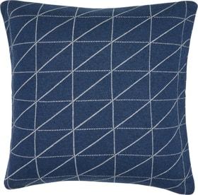 RAYNA Cuscino 450743540843 Colore Blu Dimensioni L: 45.0 cm x A: 45.0 cm N. figura 1
