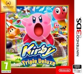 3DS - Nintendo Selects : Kirby Triple Deluxe Box 785300129658 Bild Nr. 1