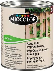 Aqua Holzimprägnierung Farblos 750 ml Lasur Miocolor 661116600000 Inhalt 750.0 ml Bild Nr. 1