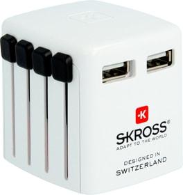 World USB Charger 12 W, 5 V Reiseadapter Skross 785300138546 Bild Nr. 1