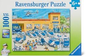 Im Polizeirevier Puzzle Puzzle Ravensburger 748978400000 Bild Nr. 1