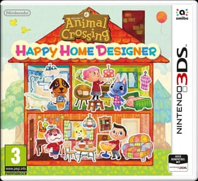 3DS - Animal Crossing Happy Home