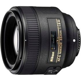 AF-S 85mm F1.8 G Objectif Nikon 785300125540 Photo no. 1