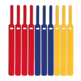Klettbinder multicolor Kabelbinder Label the cable 612111400000 Bild Nr. 1