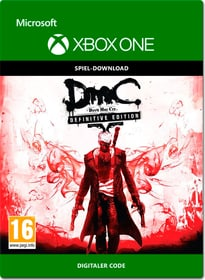 Xbox One - DmC Devil May Cry: Definitive Edition Download (ESD) 785300137387 N. figura 1