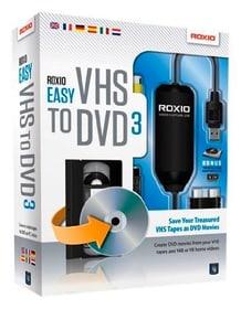Mac Corel Roxio Easy VHS to DVD