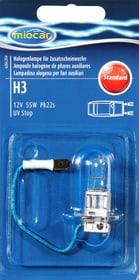 Halogenlampe H3 Standard Autolampe Miocar 620455400000 Bild Nr. 1