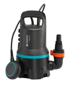 9000 Pompe submersible pour eau polluée Gardena 647193700000 Photo no. 1