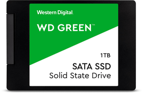 "Green PC SSD intern 1TB, 2,5"" SSD Intern Western Digital 785300155235 Bild Nr. 1"