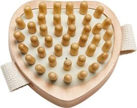 ANDRÉ massaggio con spazzola 442086500269 Colore Beige Dimensioni L: 19.0 cm x P: 23.0 cm x A: 12.0 cm N. figura 1