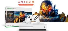 Xbox One S 1TB inkl. Anthem 78544210000019 Bild Nr. 1