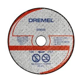 Mauerwerktrennscheibe DSM520 Zubehör Schneiden Dremel 616240000000 Bild Nr. 1