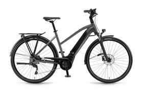 Sinius i9 E-Bike Winora 464851805290 Farbe titan Rahmengrösse 52 Bild-Nr. 1