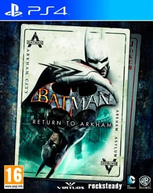 PS4 - Batman: Return to Arkham Box 785300121453 Photo no. 1