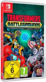 Transformers: Battlegrounds [NSW] (D) Box 785300154614 Photo no. 1