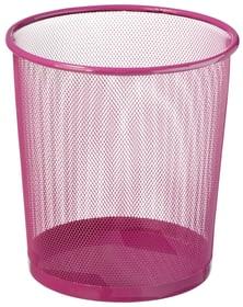 MESH Corbeille à papier 440632202836 Couleur Pink Dimensions H: 28.0 cm Photo no. 1