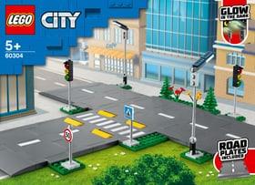 City 60304 Strassenkreuzung mit Ampeln LEGO® 748752200000 Bild Nr. 1