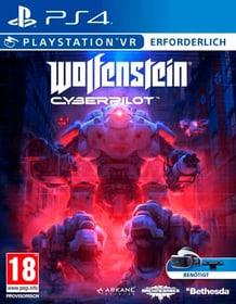 PS4 - Wolfenstein: Cyberpilot Box 785300146132 Photo no. 1