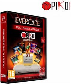 Blaze Evercade Piko Collection 1 Box 785300151622 N. figura 1