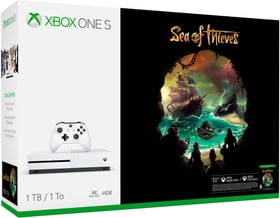 Xbox One S 1TO Sea of Thieves Bundle