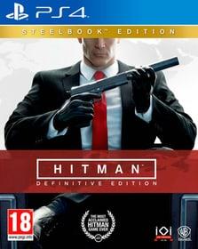 PS4 - Hitman - Definitive Edition Steelbook Edition (D/F) Box 785300134748 Photo no. 1