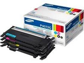 Toner Rainbow Kit cyan, magenta, yellow, black Cartouche de toner Samsung 797540100000 Photo no. 1