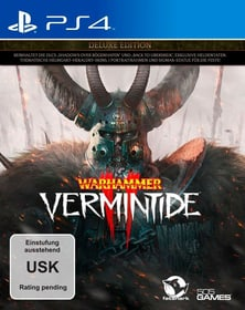 PS4 - Warhammer Vermintide II - Deluxe Edition D Box 785300144478 Photo no. 1