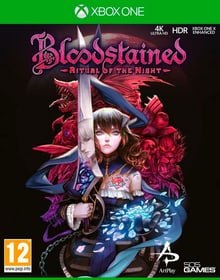 Xbox One - Bloodstained - Ritual of the Night D Box 785300144482 Photo no. 1
