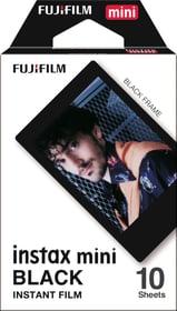Instax Mini Black Frame 1x10 Films instantanés FUJIFILM 793183600000 Photo no. 1