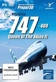 PC - PMDG 747-400 Queen of the Skies II für Prepar 3D V4 D Box 785300144491 Photo no. 1
