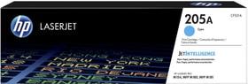 205A Toner cyan CF531A Tonerkartusche HP 798544000000 Bild Nr. 1