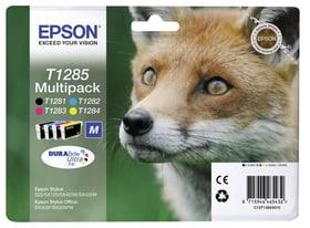 Multipack T128540 cartuccia d'inchiostro CMYBK Cartuccia d'inchiostro Epson 797519800000 N. figura 1