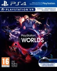 PS4 - PlayStatVR Worlds Box 785300121811 Photo no. 1