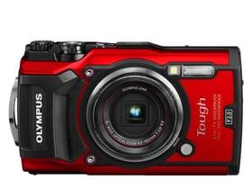 Olympus Tough TG-5 rosso