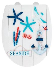 WC-Sitz Seaside WENKO 674046200000 Bild Nr. 1