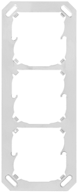 3-fach Montageplatte Mica for you 612244000000 Bild Nr. 1