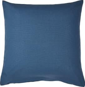 PAM Housse de coussin décoratif 450750540840 Couleur Bleu Dimensions L: 45.0 cm x H: 45.0 cm Photo no. 1