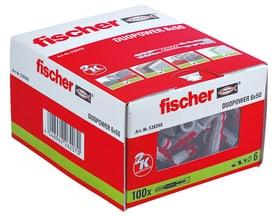 DUOPOWER 6 x 50 Universaldübel fischer 605436900000 Bild Nr. 1