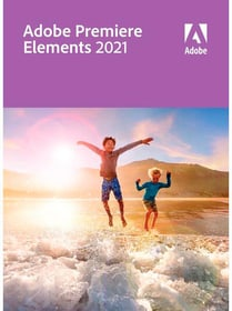 Premiere Elements 2021 Vollversion PC (E) Physisch (Box) Adobe 785300157377 Bild Nr. 1