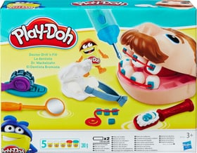 Play-Doh Dr. Drill N Fill Pâtes à modeler 744556500000 Photo no. 1