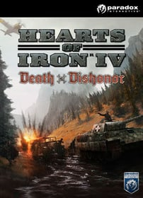PC/Mac - Hearts of Iron IV - Death or Dishonor Download (ESD) 785300134149 N. figura 1