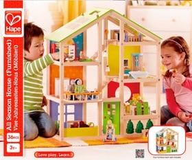 Maison Toute Saison Meublée Sets de jeu Hape 746490000000 Photo no. 1