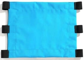 Sonnenverdeck Kid for 1 Ice blue Croozer 9000016174 Bild Nr. 1