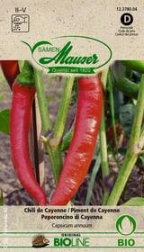Piment de Cayenne Semences de legumes Samen Mauser 650244500000 Photo no. 1