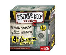 Escape Room Das Spiel 2 (DE) Jeux de société 748998100000 Photo no. 1