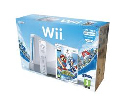 DF Wii inkl. Mario & Sonic at the Olympi Nintendo 78528640000009 Bild Nr. 1