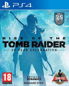 PS4 - Rise of the Tomb Raider - 20 Year Celebration