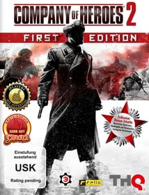 PC - Company of Heroes 2 - First Edition Download (ESD) 785300134101 Photo no. 1