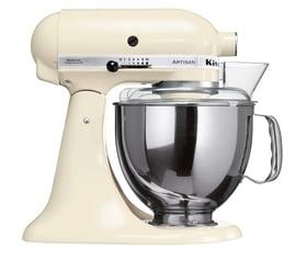 Robot de Cuisine Artisan KSM 150 Set jubilé crème Kitchen Aid 71743380000014 Photo n°. 1